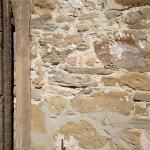 Il muro in pietra